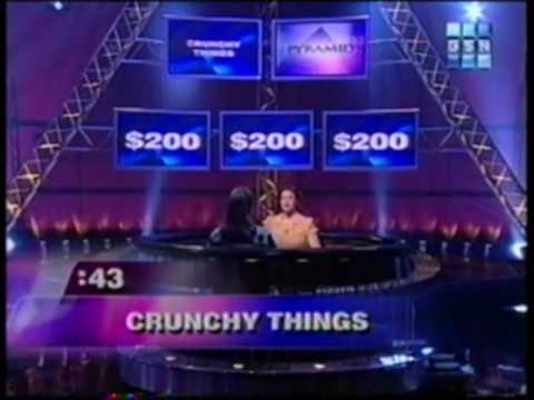 Pyramid game show bonus round/Winners Circle #27 -- Lanie Kazan -- (Osmond)