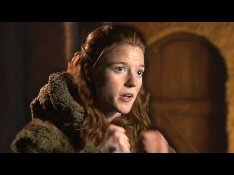 Rose Leslie Explains Game Of Thrones S4E09