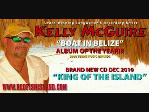 Kelly Mcguire - Boat In Belize
