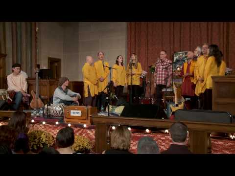 Krishna Das with Baird Hersey & Prana My God Is Real