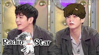 Seong Wu's Nickname is Dumb Seong Wu..? [Radio Star Ep 560]