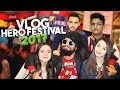 VLOG HERO FESTIVAL MARSEILLE 2017 ft POTES ET YOUTUBERS