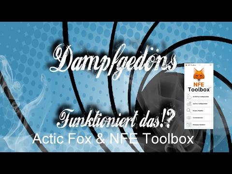 Arctic fox firmware