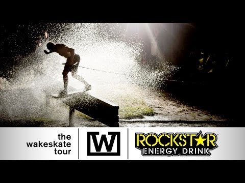 The Wakeskate Tour - Teaser