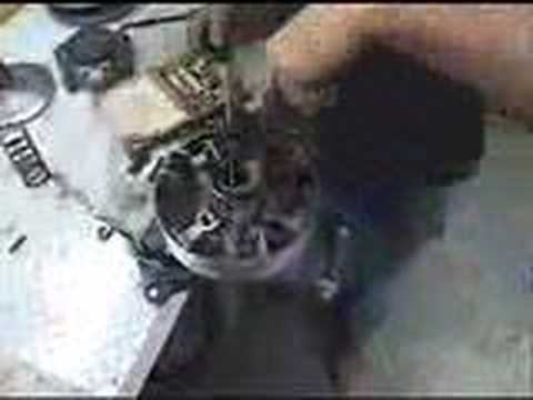 Cudney Racing Clutch Installation