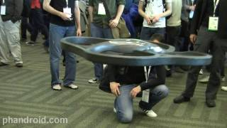 Android UFO: Parrot AR.Drone
