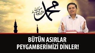 Dr. Ahmet ÇOLAK - Bütün Asırlar Peygamberimizi Dinler!