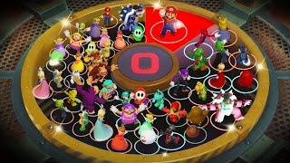 Super Mario Party - All MiniGames (2 Players)