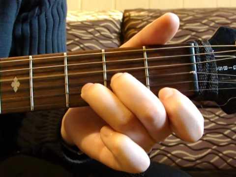 4. E, D - Chwyty Gitarowe. Nauka Gry Na Gitarze.