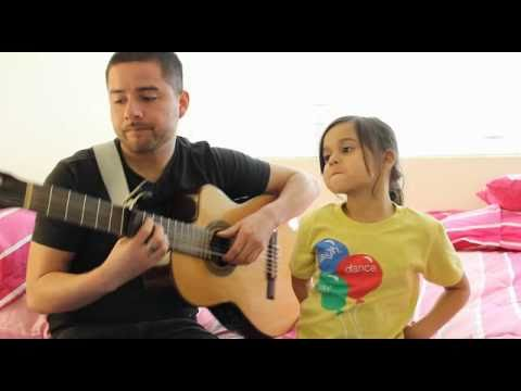 Be My Baby- The Ronettes Acoustic Cover (By Jorge and Alexa Narvaez)