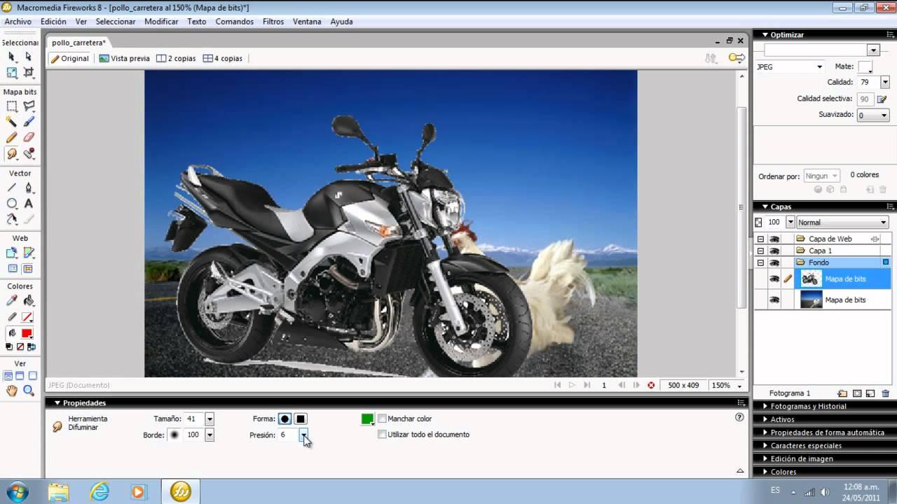 Quitar el fondo a una Imagen y Haciendo FotomontajeNivel-Basico.mp4