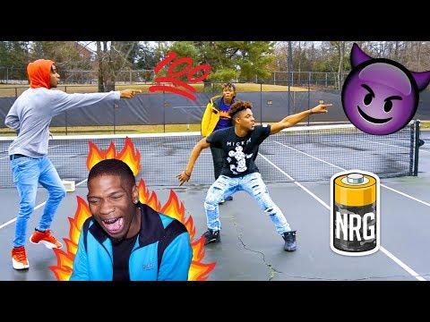 BlocBoy JB - Look Alive ft. Drake (Official NRG Video)