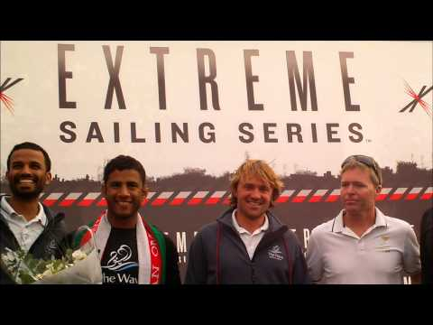 Extreme Sailing - final prize photos Nice riviera 2012