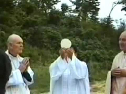 Eucharistic miracle in Naju