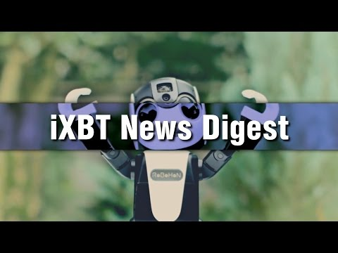 iXBT News Digest - RoBoHoN, Adidas Futurecraft 3D, HP Envy 8 Note