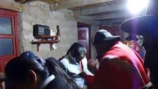 ALVA CON CURACHA DE AYMARAES Y AGUILA DE APURIMAC CANUA-2014