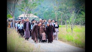 Blog radio: ĐI CÙNG THẦY CHÂN NỞ RỘ HOA MAI (Về T.S Thích Nhất Hạnh tại chùa Từ Hiếu - Huế)