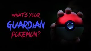 Which Mythical Pokémon Is Your Guardian?