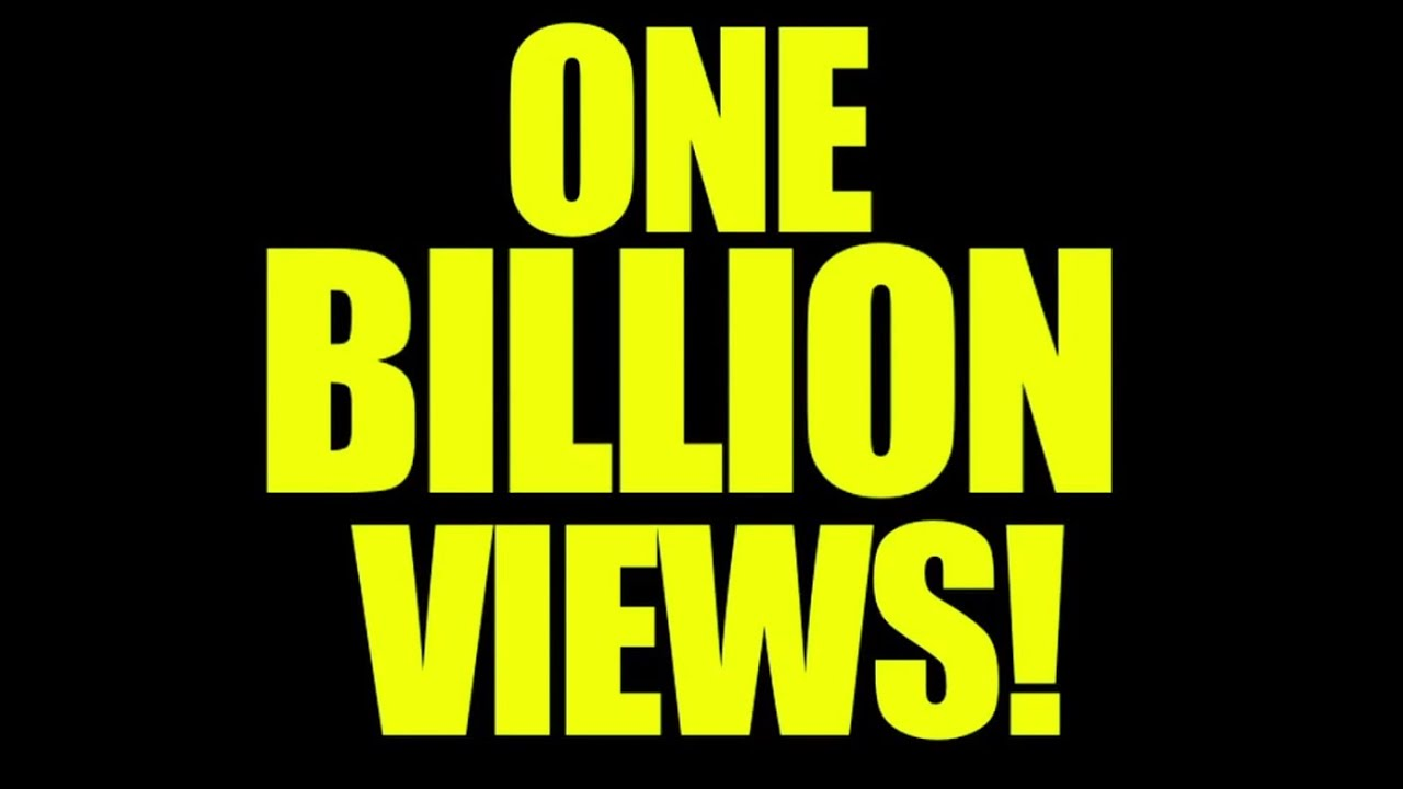 2 billion video views party orgy 7
