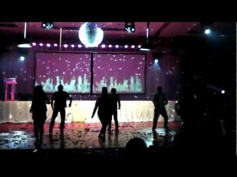 Cebu Institute of Medicine (CIM) Khronos Student's Night Alpha Mu Sigma Phi (AMSP) Flash Mob [HD]