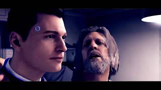 my name is connor | hannor | detroit: become human