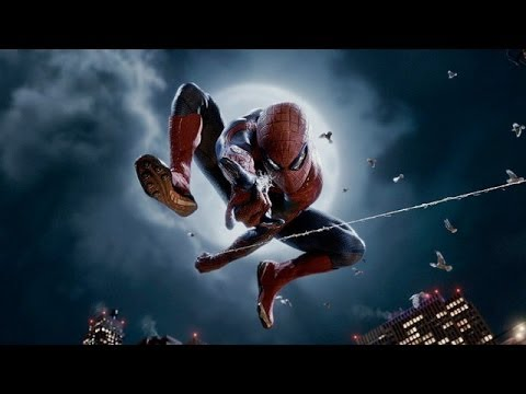 The Amazing Spider-Man MV - 60s Spider-Man Theme