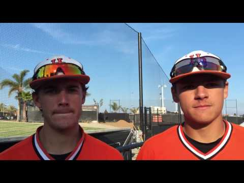 Huntington Beach HS Baseball - Post (5.10.16)