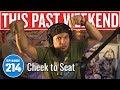 Cheek To Seat | This Past Weekend W Theo Von #214