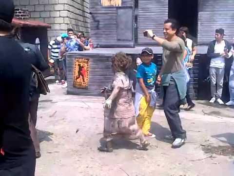 Invasion zombie 2014 feria de chapultepec