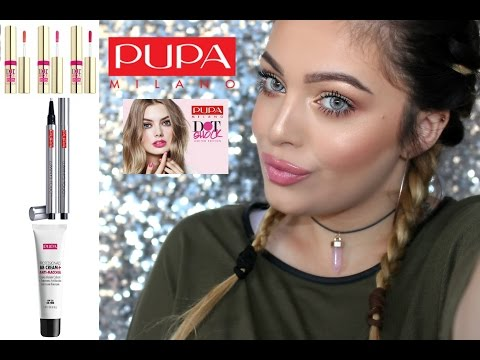 Pupa Milano⎪PRODUCT DEMO + REVIEW⎪Dot Schock Collection ♡ - Smashing Darling x