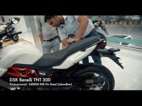 DSK Benelli TNT 25 vs TNT 300 Specifications Specs And Reviews Price At DSK benalli Showroom