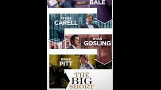 The Big Short | Living 1-sheet | Paramount Pictures International - Продолжительность: 16 секунд