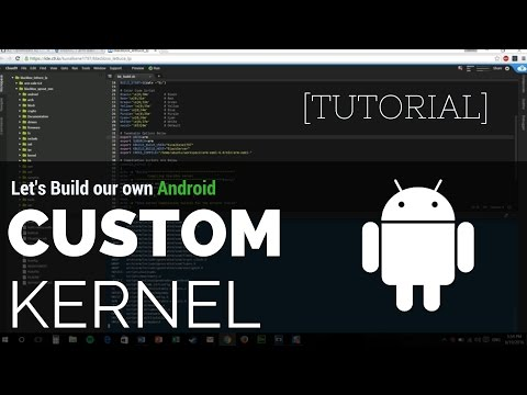 Tutorial] Build A Custom Kernel For Your Android Device | Basics Of ...