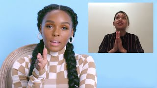 Janelle Monáe Watches Fan S On Youtube Glamour