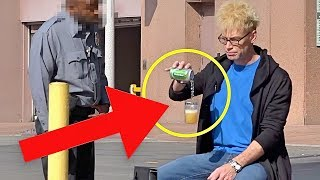 BEST Security Guard Pranks (INSANE LEVITATING MAGIC!!!) - POLICE PRANKS COMPILATION 2019