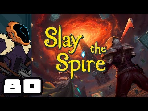 Let's Play Slay The Spire - PC Gameplay Part 80 - Dadslap