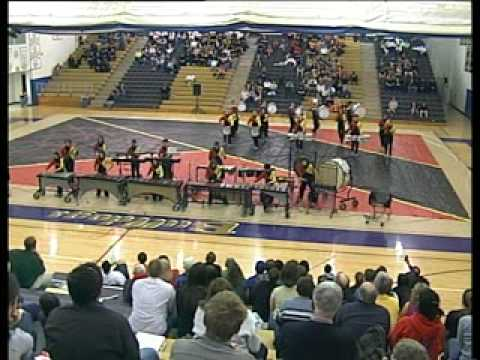 Yorktown 2009 Indoor Percussion