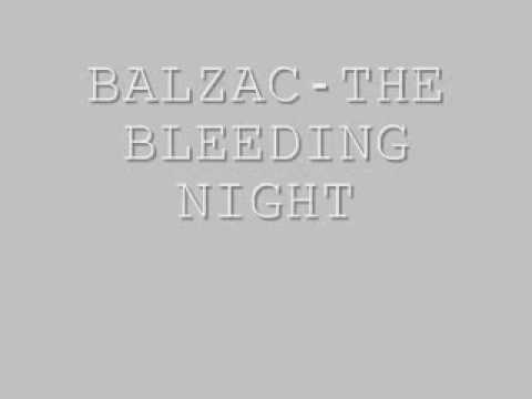 Balzac - The Bleeding Light