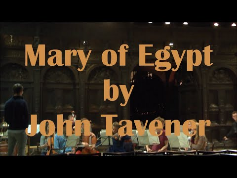 Mary Of Egypt: Behind The Scenes video