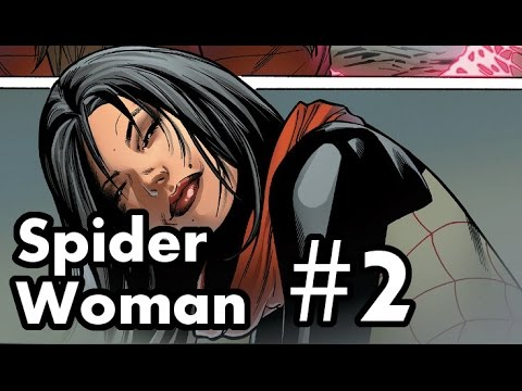 Spider Woman #2 Review/Recap. Action On Loom World!