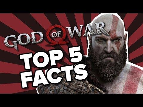 God of War - de 5 GROOTSTE veranderingen