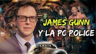 Opinión / Debate : JAMES GUNN Y LA PC POLICE