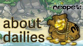 Do You Do Neopets Dailies?