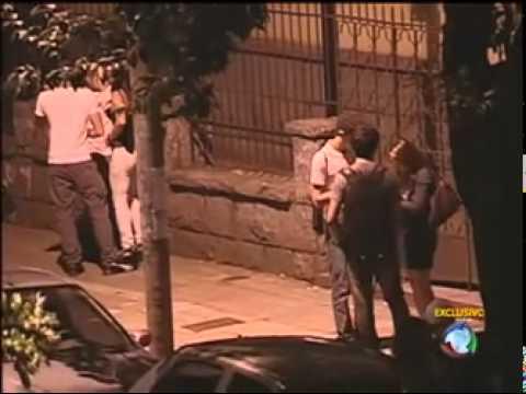 Sexo explcito no meio da rua em Belo Horizonte [MG] [ Rede Record ].