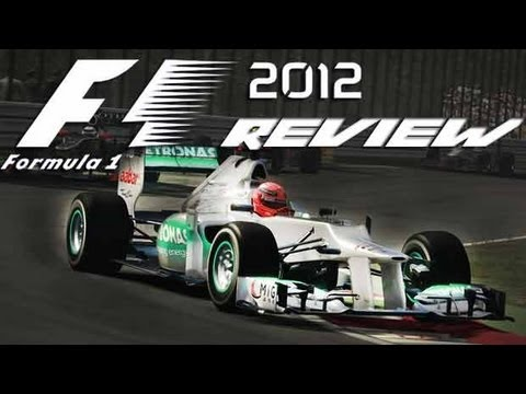 F1 2012 Video Review