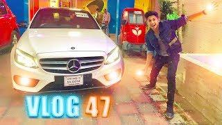 Brand New Car Surprise!   Tawhid Afrdi   Vlog 47   Mercedes-Benz  
