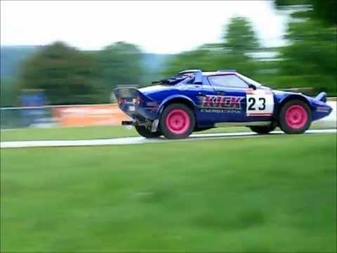 Lancia Stratos Steve Perez Great Sound