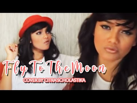 Citra Scholastika - Fly me to the moon (Cover Music)