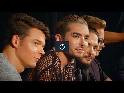 Tokio Hotel Pressekonferenz in Berlin 02.10.14 full