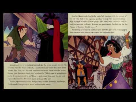 the hunchback of notre dame read along youtube